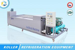 MB50 Ice Block Machine