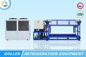 DK50 (Air Cooling) Auto Ice Block Machine