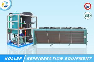 TV50 (Air Cooling) Tube Ice Machine, Ice Tube Maker