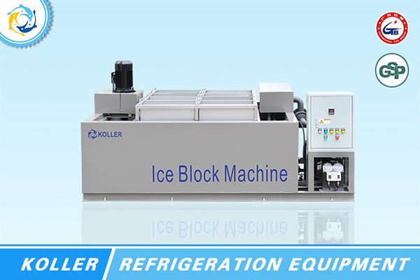 MB02 Ice Block Machine