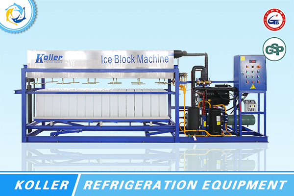 Auto Ice Block Machine
